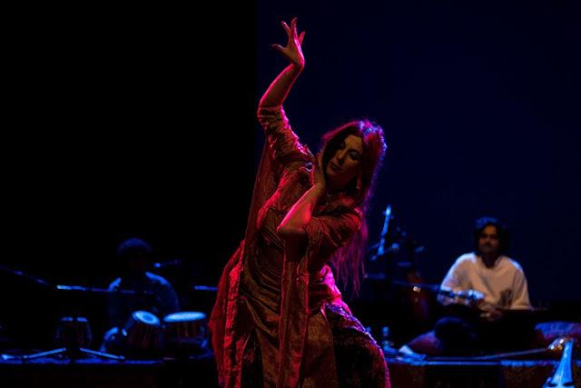 danza persiana italia