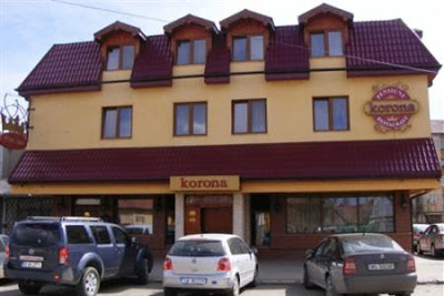 korona-pension-sibiu-romania-book