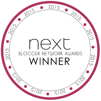 Winner!  Best Home Blog