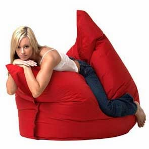 Sofa Bean Bag Segi EMpat