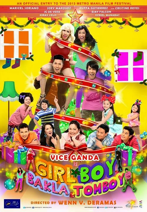 Girl Boy Bakla Tomboy Official Movie Poster