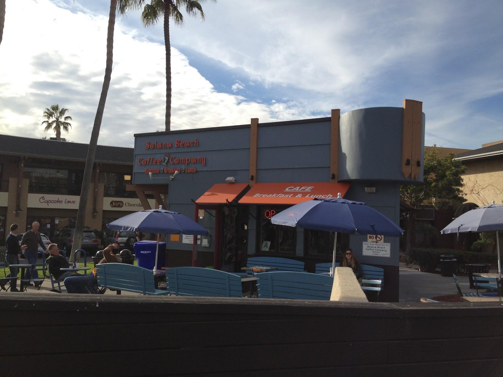 Best Coffee Shops Solana Beach