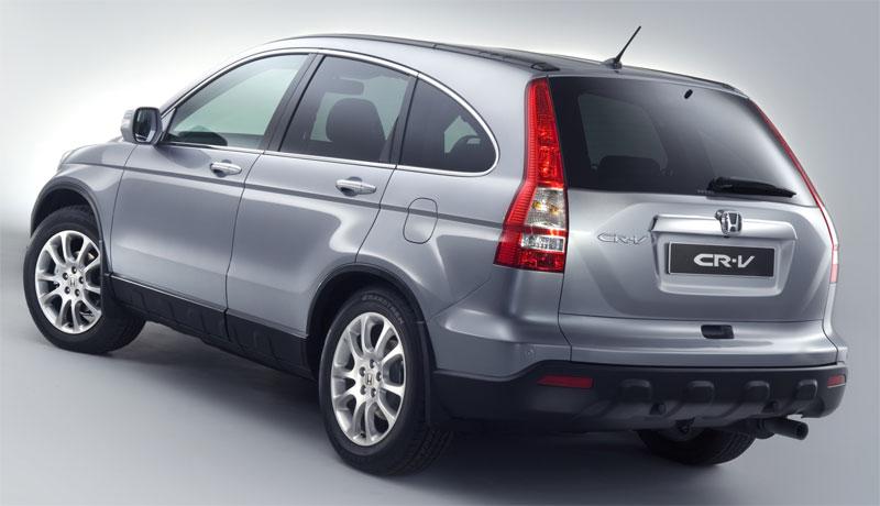 Honda CRV ~ Auto Car