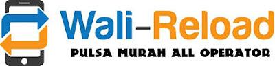 Wali Reload Pusat Grosir Pulsa Termurah Nasional