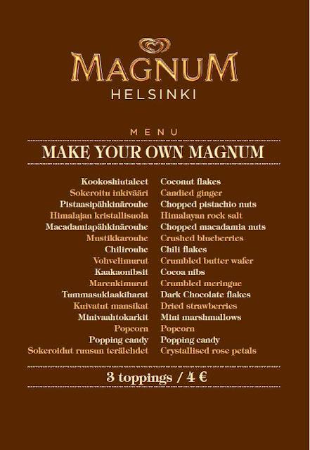 Magnum Pleasure Store Helsinki