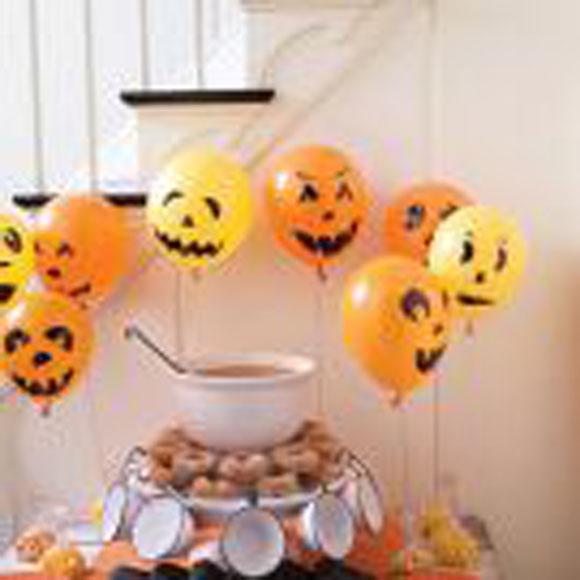 decoraci n f cil para halloween