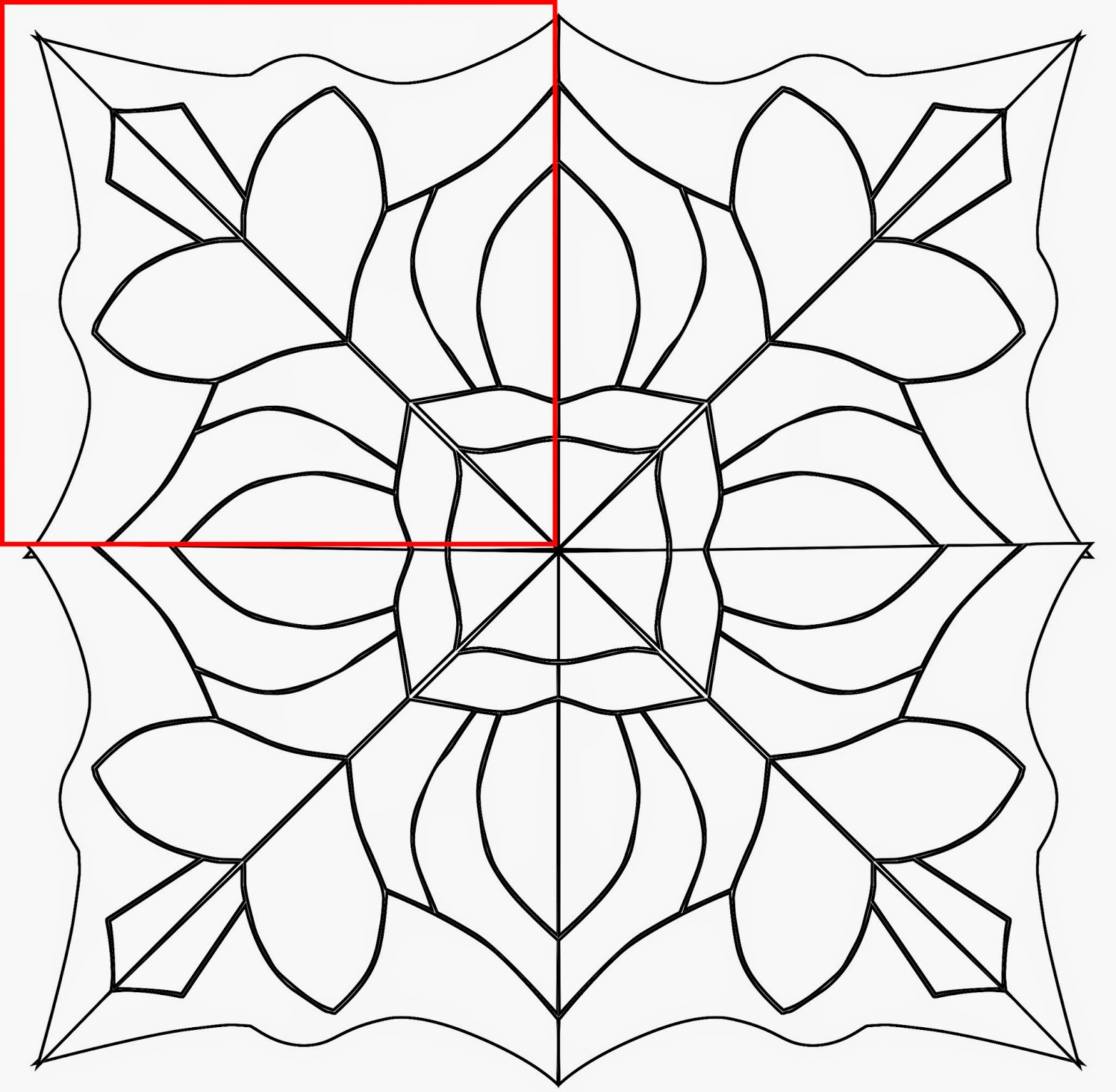 Line Art Solutions Ltd : Quilting solutions how do you make a rhapsody quilt
