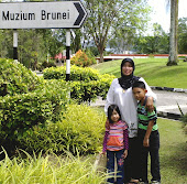 Melancong ke Brunei