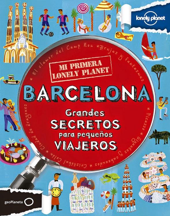 Mi primera Lonely Planet Barcelona