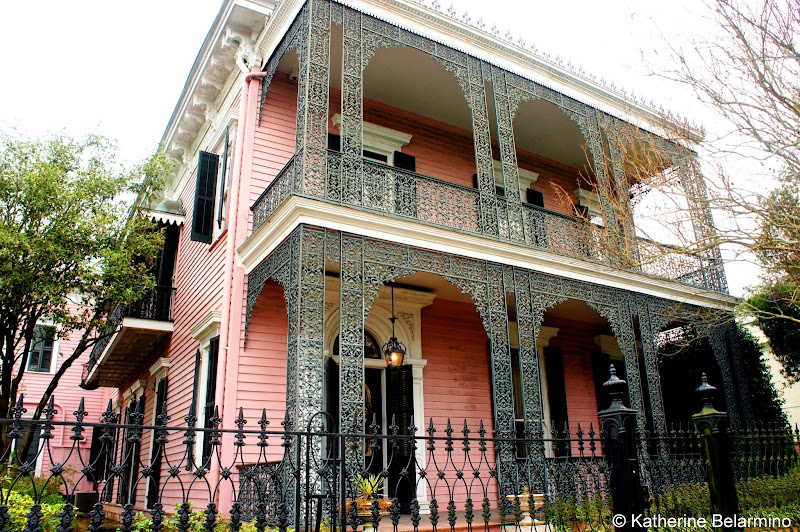 Musson-Bell House Garden District Walking Tour New Orleans