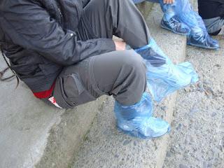 Túi bọc giày chống thấm nước