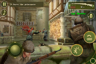 Download Free Brothers in Arms 2 HD:Global Front