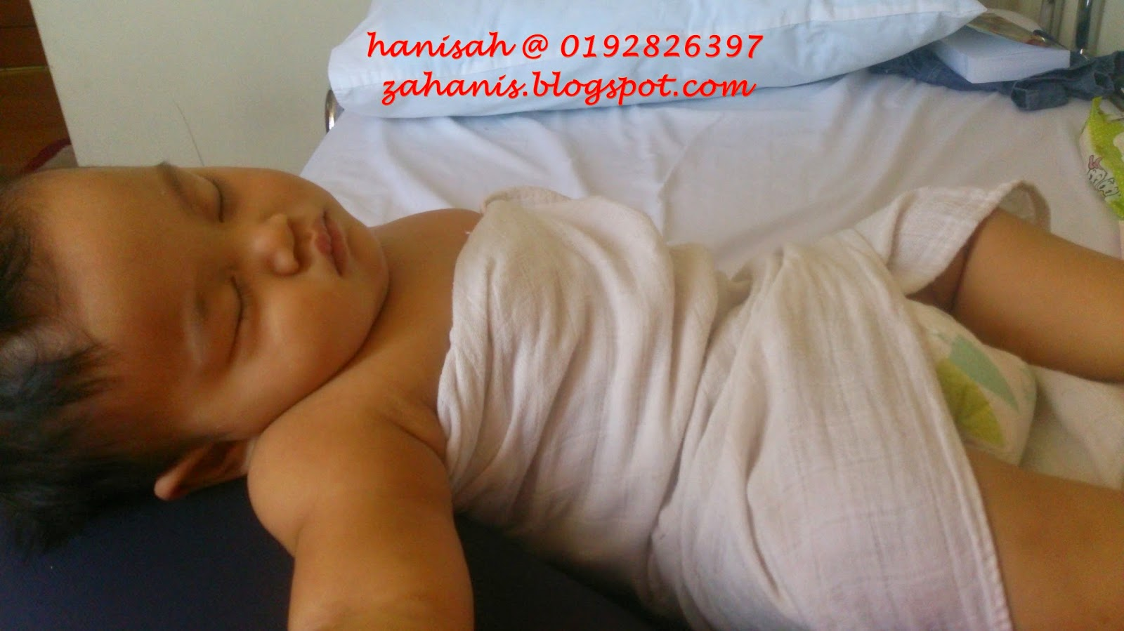 operation baby boy di hospital annur bangi