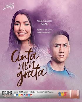 OST Cinta Non Grata ( TV3)