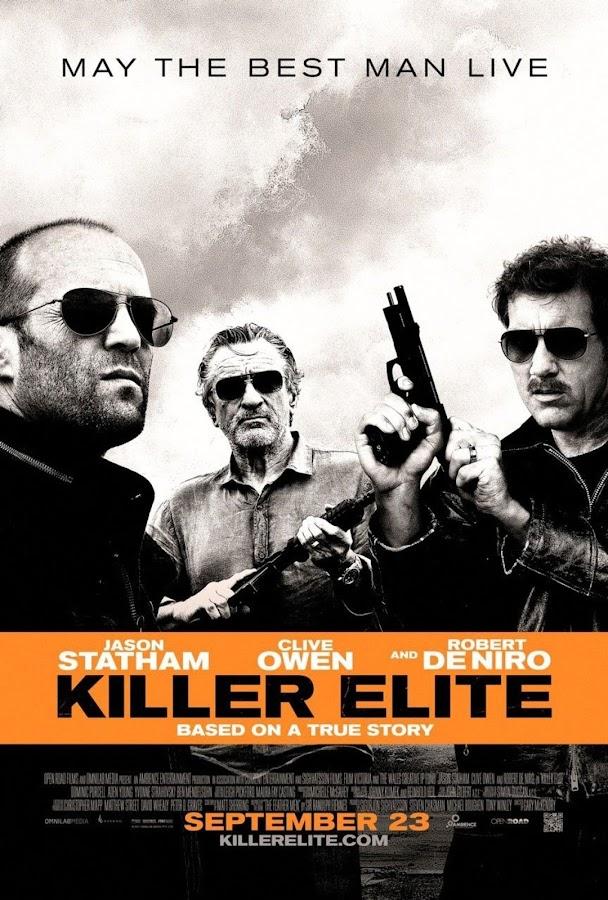 ตัวอย่างหนังใหม่ : Killer Elite 3 โหดโคตรพันธุ์ดุ ซับไทย