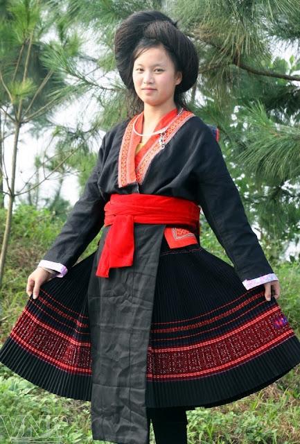 VOYAGES AU VIETNAM ET AILLEURS: Culture : Les vêtements ethniques à ...