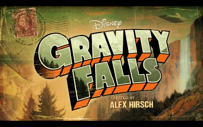 Gravity Falls Disney channel