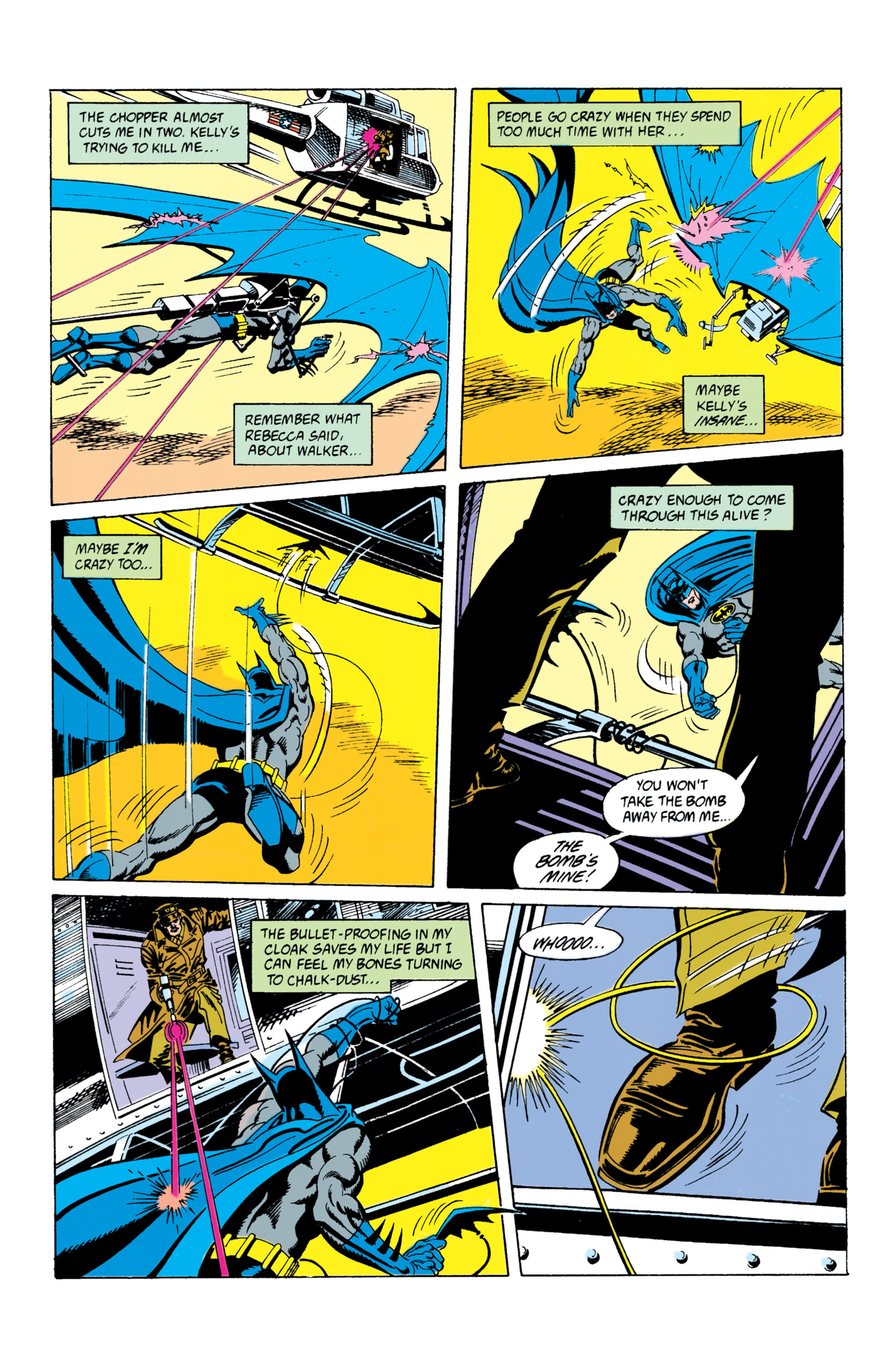 Detective Comics (1937) Issue #638 Page 21