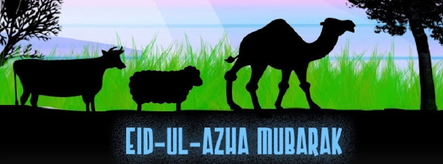 Eid Ul Adha Mubarak To All Muslims