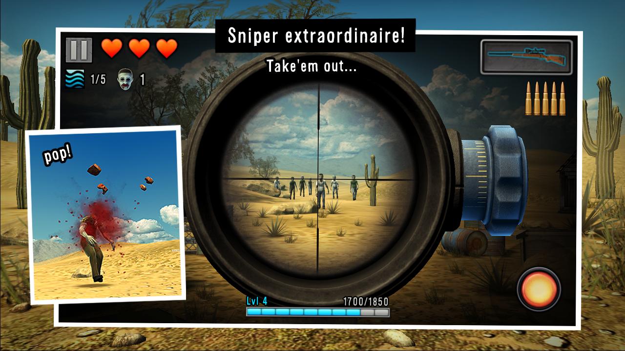 Last Hope - Zombie Sniper 3D v4.1 MOD APK