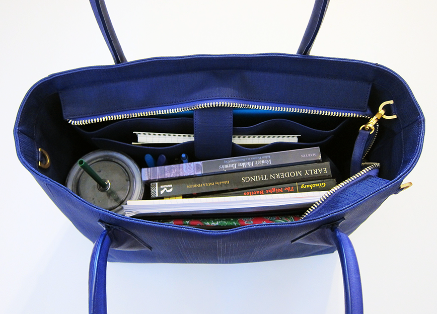 """To celebrate my new bag, I thought I should do a """"what's in my bag ..."""