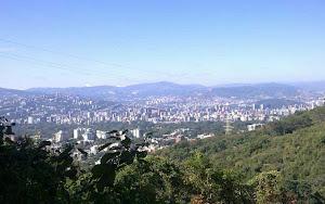 Caracas desde El Avila, bella mañana!