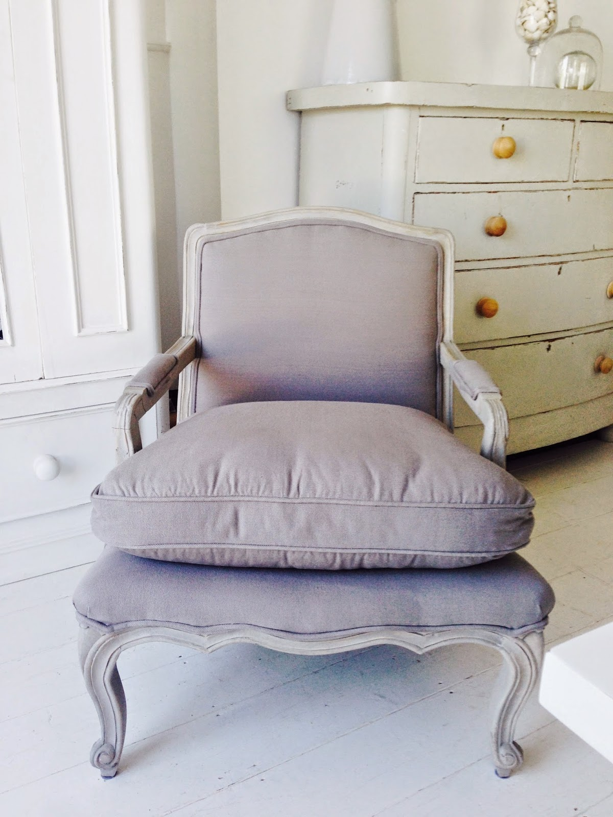 The Rochelle French Armchair From WITHIN
