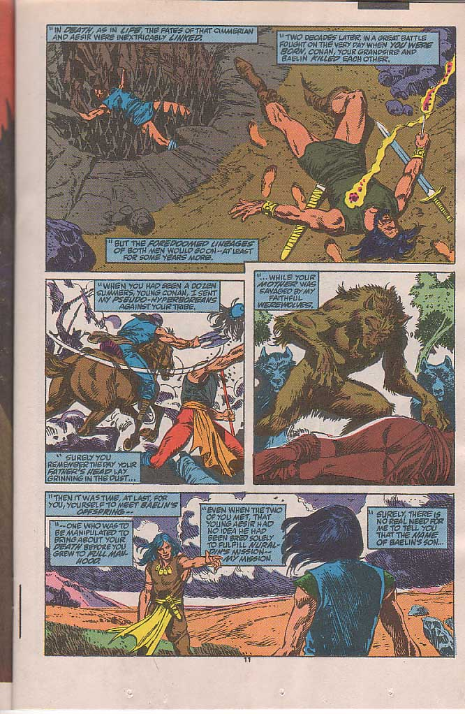 Conan the Barbarian (1970) Issue #240 #252 - English 9