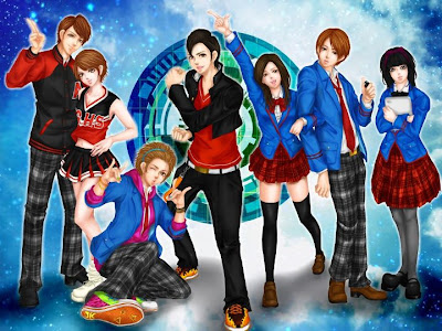 Kamen Rider Fourze Fan Art