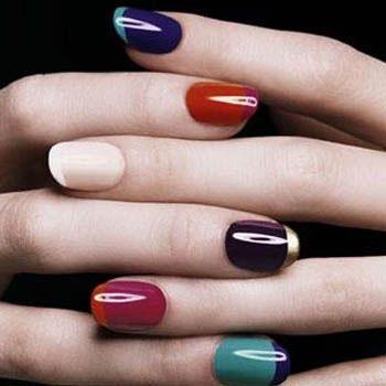 nails nail polishes - Beautifull nail colours :)