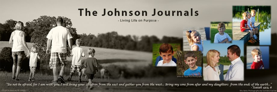 The Johnson Journals