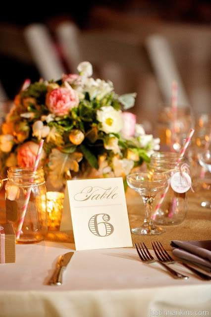 Isha Foss Events Bridal Piano Garden Rose, sweet pea, honeysuckle, scented geranium compote centerpiece
