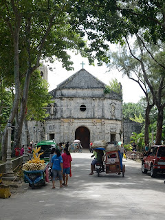 Saint Rose of Lima in Daanbantayan, Cebu, Philippines