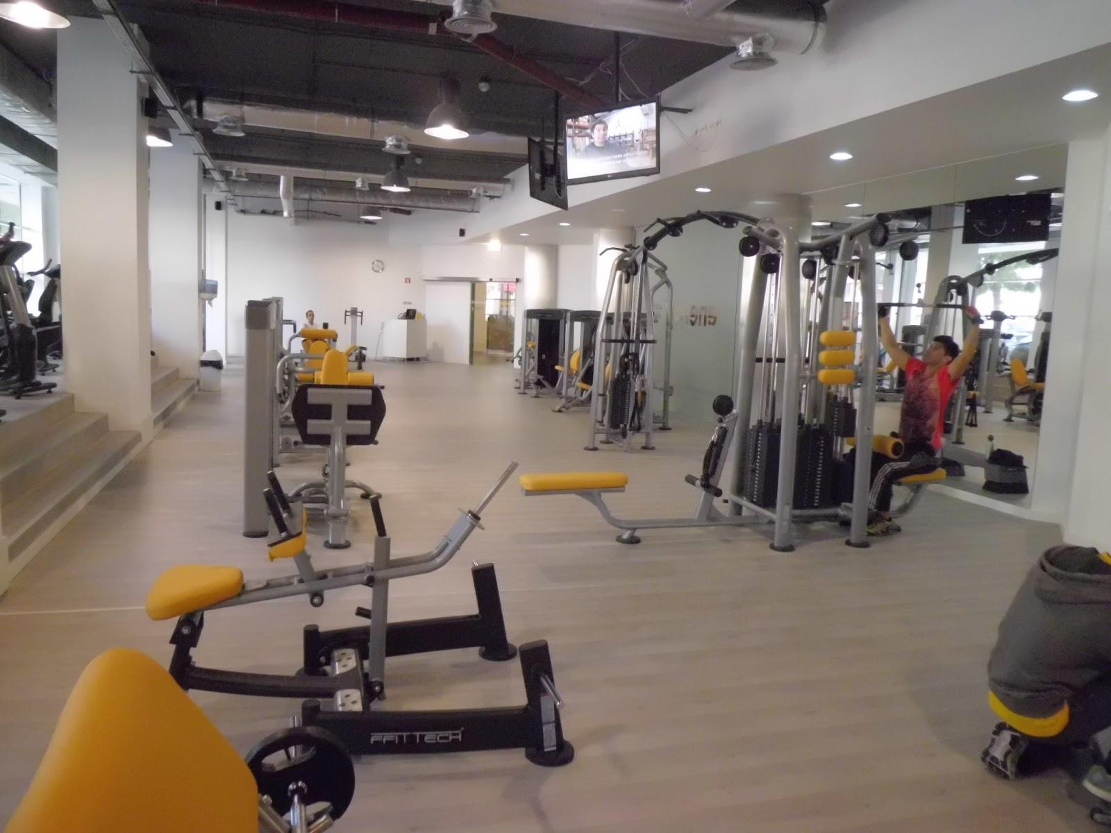 ffittech ouvrir une salle de sport