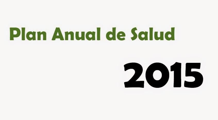 Plan de Salud 2015