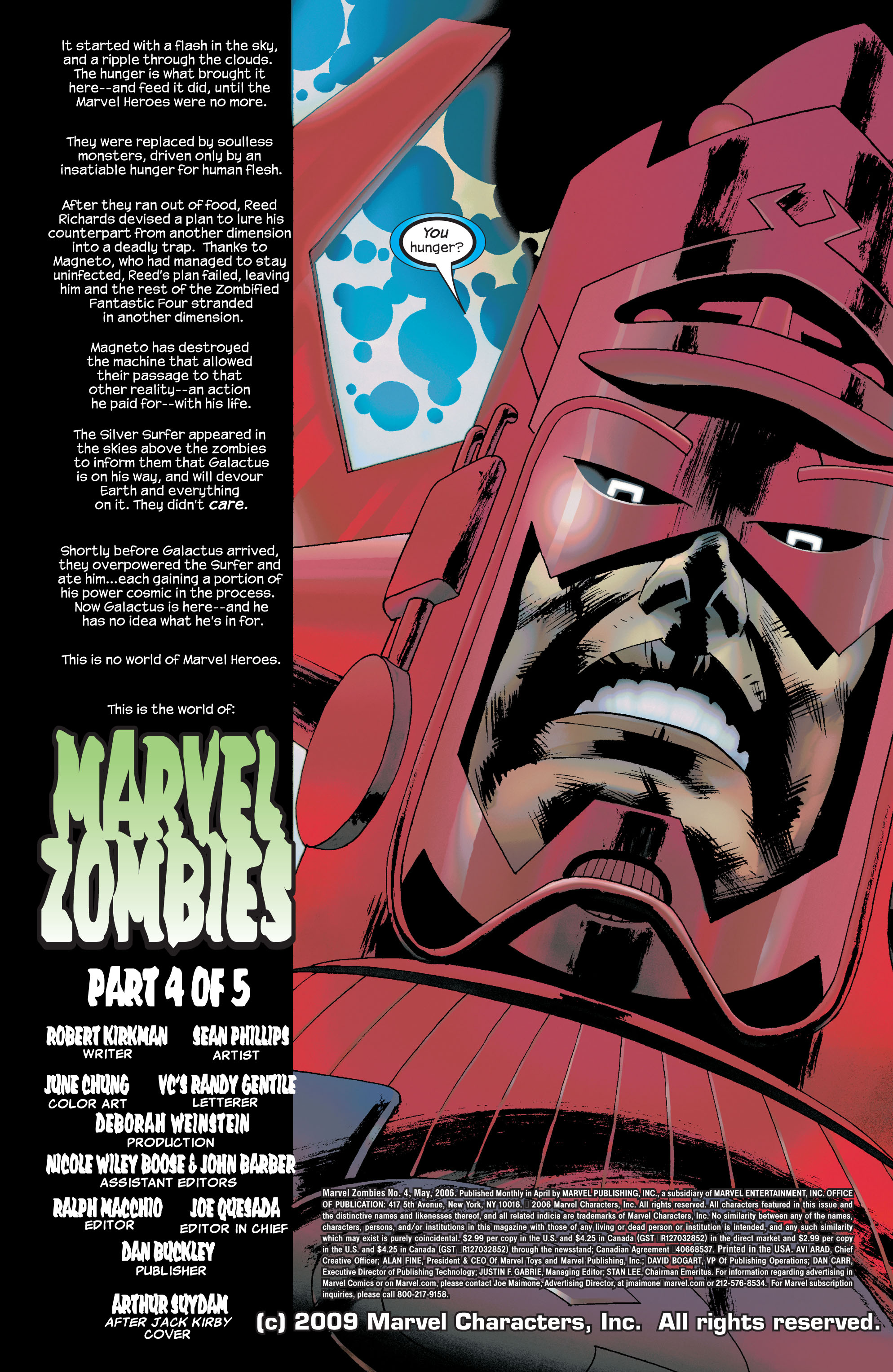 Marvel Zombies (2006) Issue #4 #4 - English 2