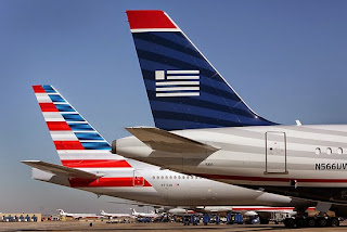 US Airways and American Airlines, Together