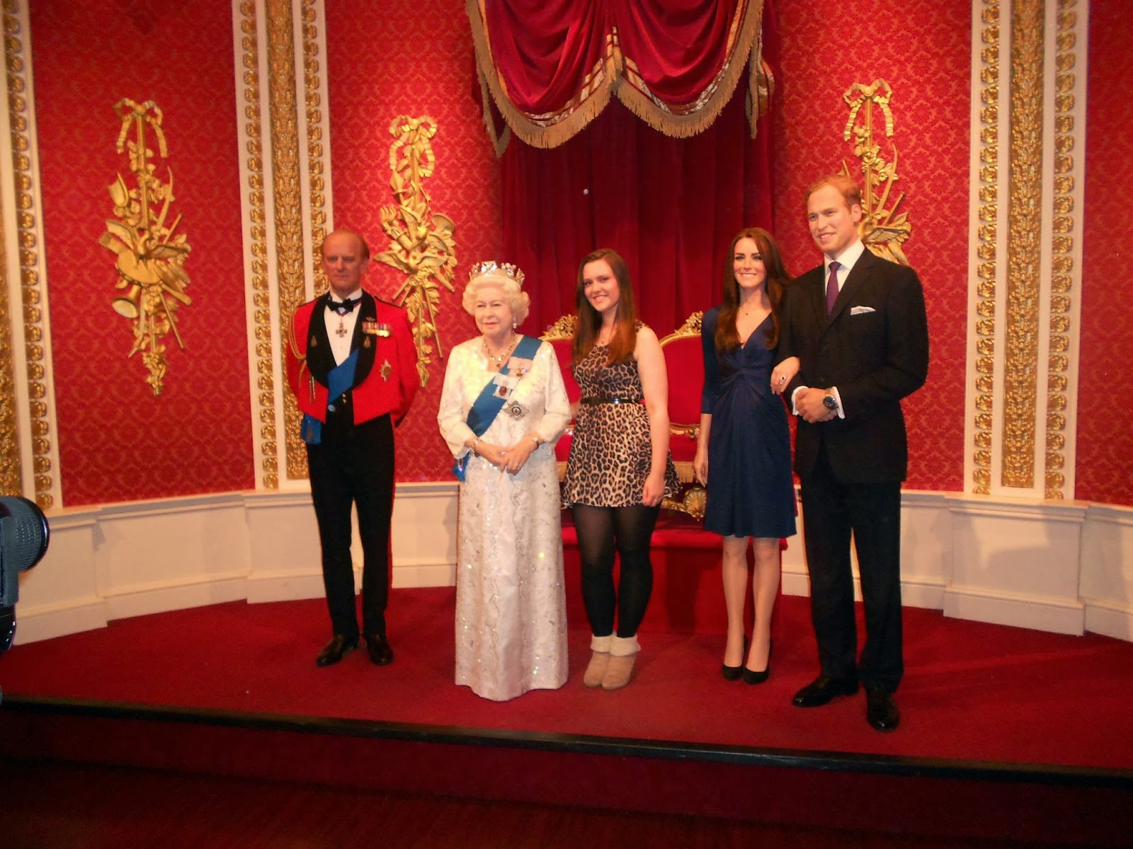 Madame Tussauds de Londres