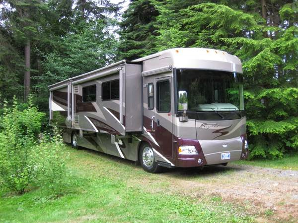 Used Rvs 2008 Itasca Ellipse Rv For Sale For Sale By Owner