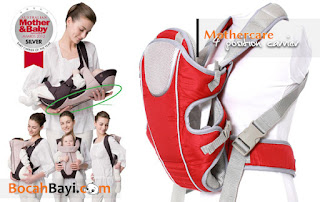 Gendongan Mothercare 4 Posisi