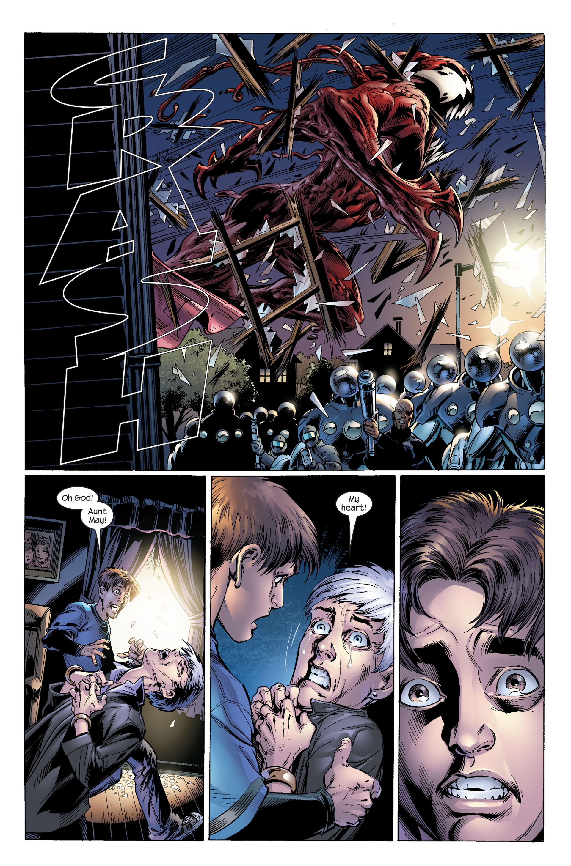 Ultimate Spider-Man (2000) Issue #100 #104 - English 27