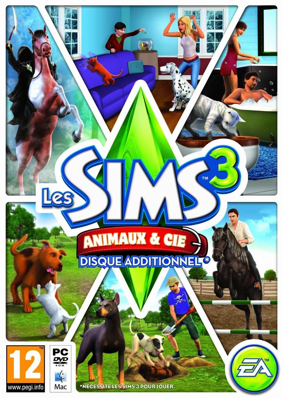 Les sims 3 animaux cie jeu complet pour pc en francais - Telecharger table de mixage gratuit pour pc ...