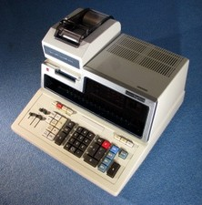 Sharp Compet 364P-III Calculator