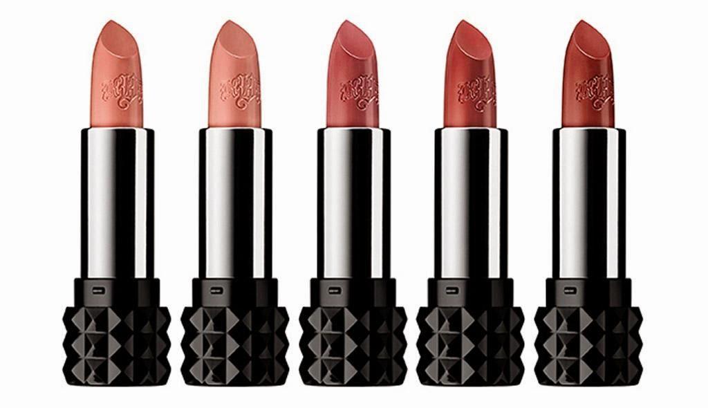 The Polish Jinx: New Kat Von D Studded Kiss Lipsticks