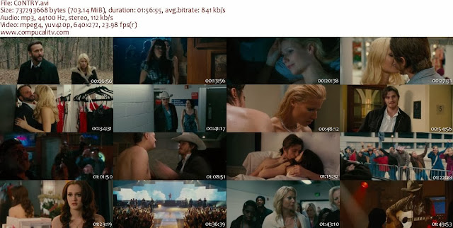 Country Strong DVDRip Español Latino