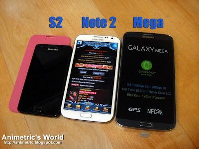 Samsung Galaxy Mega Giveaway