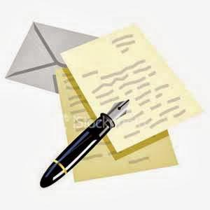 Mengirimkan surat kepada keluarga dan temanmu
