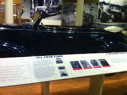 FDR's car