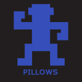 Vectorific pillows button