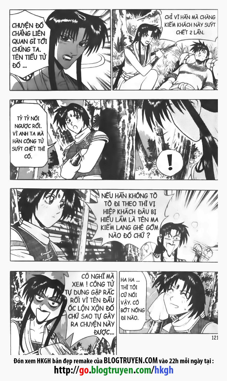 Hiệp Khách Giang Hồ chap 94 page 3 - IZTruyenTranh.com